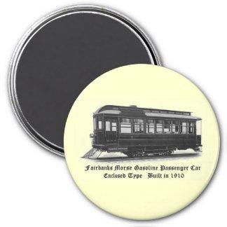Imán del coche #24 de Fairbanks Morse & Company