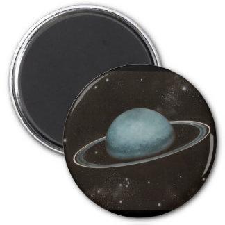 Imán del colector de la astronomía de Urano del