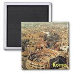 Imán del coloseum de Roma