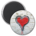 Imán del corazón