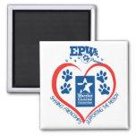 Imán del corazón de EPW