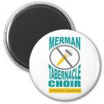 Imán del coro del Merman