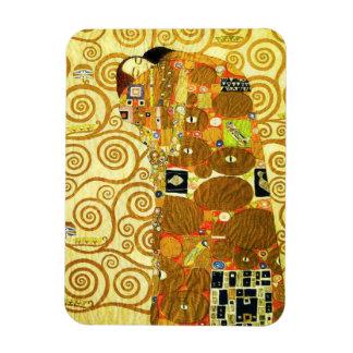 Imán del cumplimiento de Gustavo Klimt