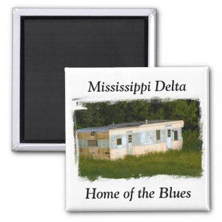 Imán del delta de Mississippi