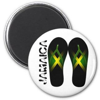 Imán del deslizador de Jamaica