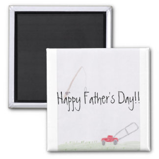 Imán del día de padre de los refranes del papá…
