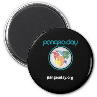 Imán del día de Pangea