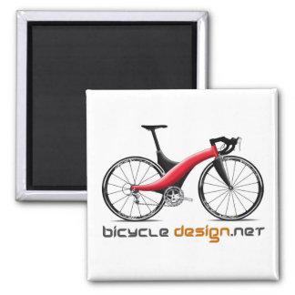 Imán del diseño de la bicicleta
