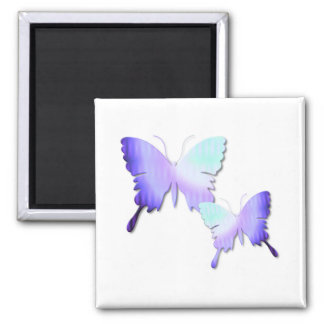Imán del diseño de la mariposa