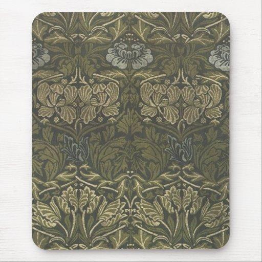 Imán del diseño de la tela de William Morris Alfombrilla De Ratón