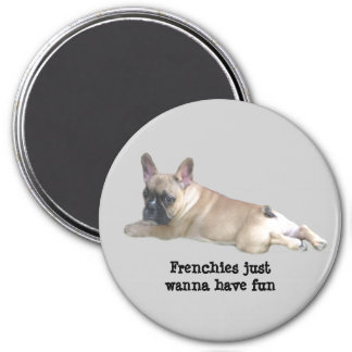 Imán del dogo francés