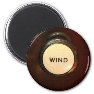 Imán del drawstop del viento