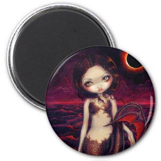 Imán del eclipse de la sirena