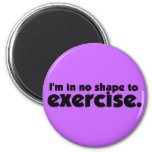 Imán del ejercicio