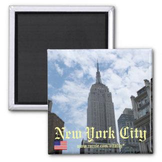 Imán del Empire State Building de New York City