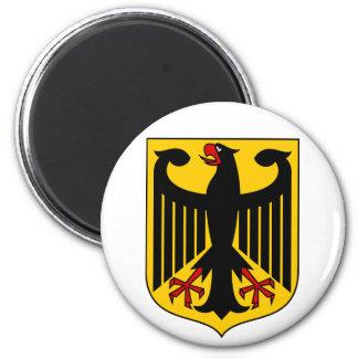 Imán del escudo de armas de Alemania