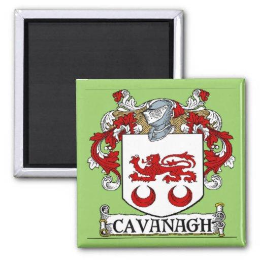 Imán del escudo de armas de Cavanagh