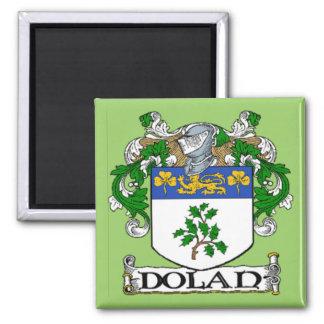 Imán del escudo de armas de Dolan