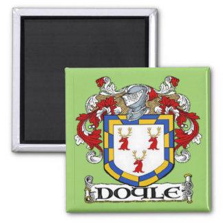 Imán del escudo de armas de Doyle
