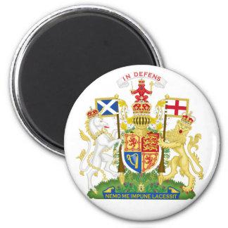 Imán del escudo de armas de Escocia