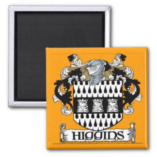 Imán del escudo de armas de Higgins