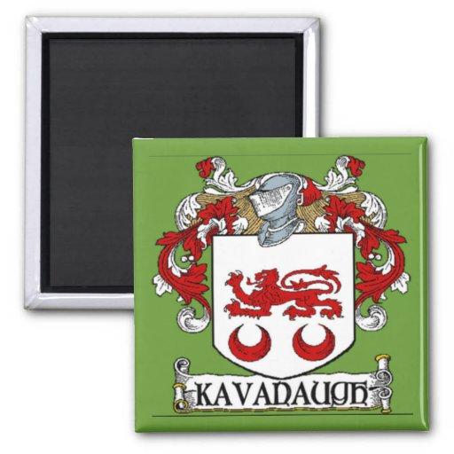Imán del escudo de armas de Kavanaugh