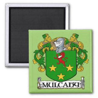Imán del escudo de armas de Mulcahy