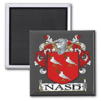 Imán del escudo de armas de Nash