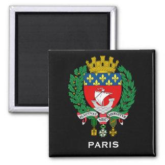 Imán del escudo de armas de Paris*