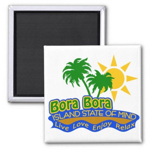 Imán del estado de ánimo de Bora Bora