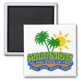 Imán del estado de ánimo de Martinica