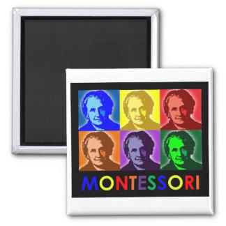 Imán del Estallido-Arte de Maria Montessori
