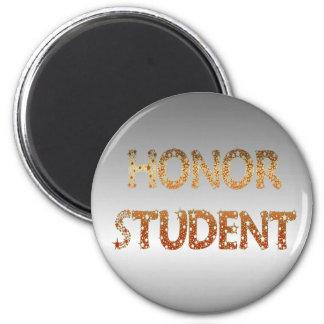Imán del estudiante del honor