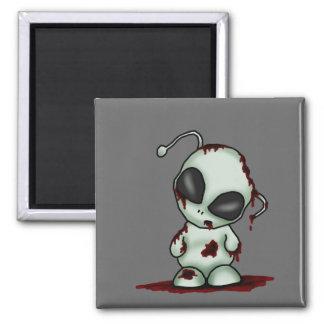 Imán del extranjero del zombi