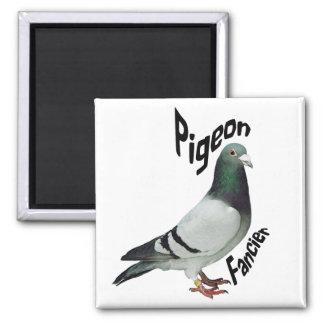 Imán del Fancier de la paloma