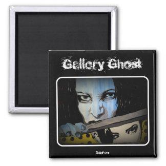 Imán del fantasma de la galería