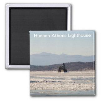 Imán del faro de Hudson-Atenas