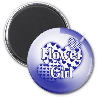 Imán del florista