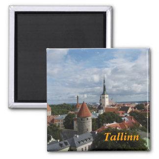 Imán del frigde de Tallinn
