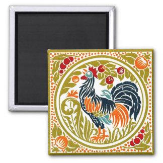 Imán del gallo