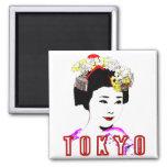 Imán del geisha