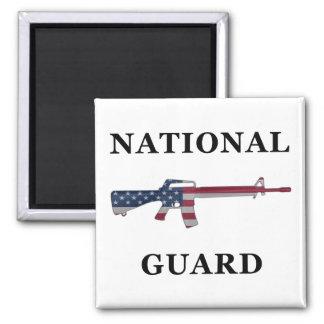 Imán del Guardia Nacional M16