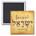 IMÁN DEL HEBREO DE ISRAEL