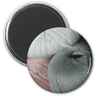 Imán del hilo para obras de punto de las lanas
