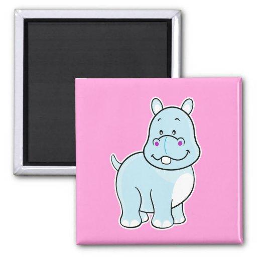 Imán del hipopótamo