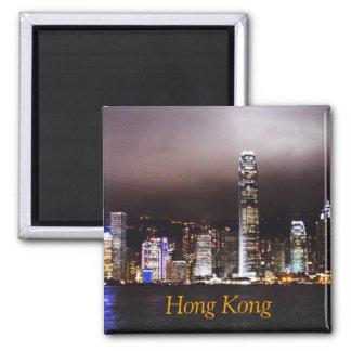 Imán del horizonte de Hong Kong