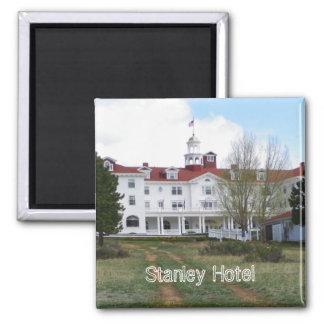 Imán del hotel de Stanley