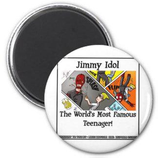 Imán del ídolo de Jimmy