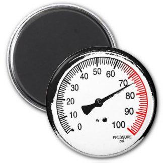 Imán del indicador de presión