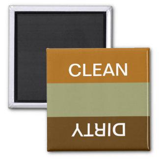 Imán del lavaplatos marrones